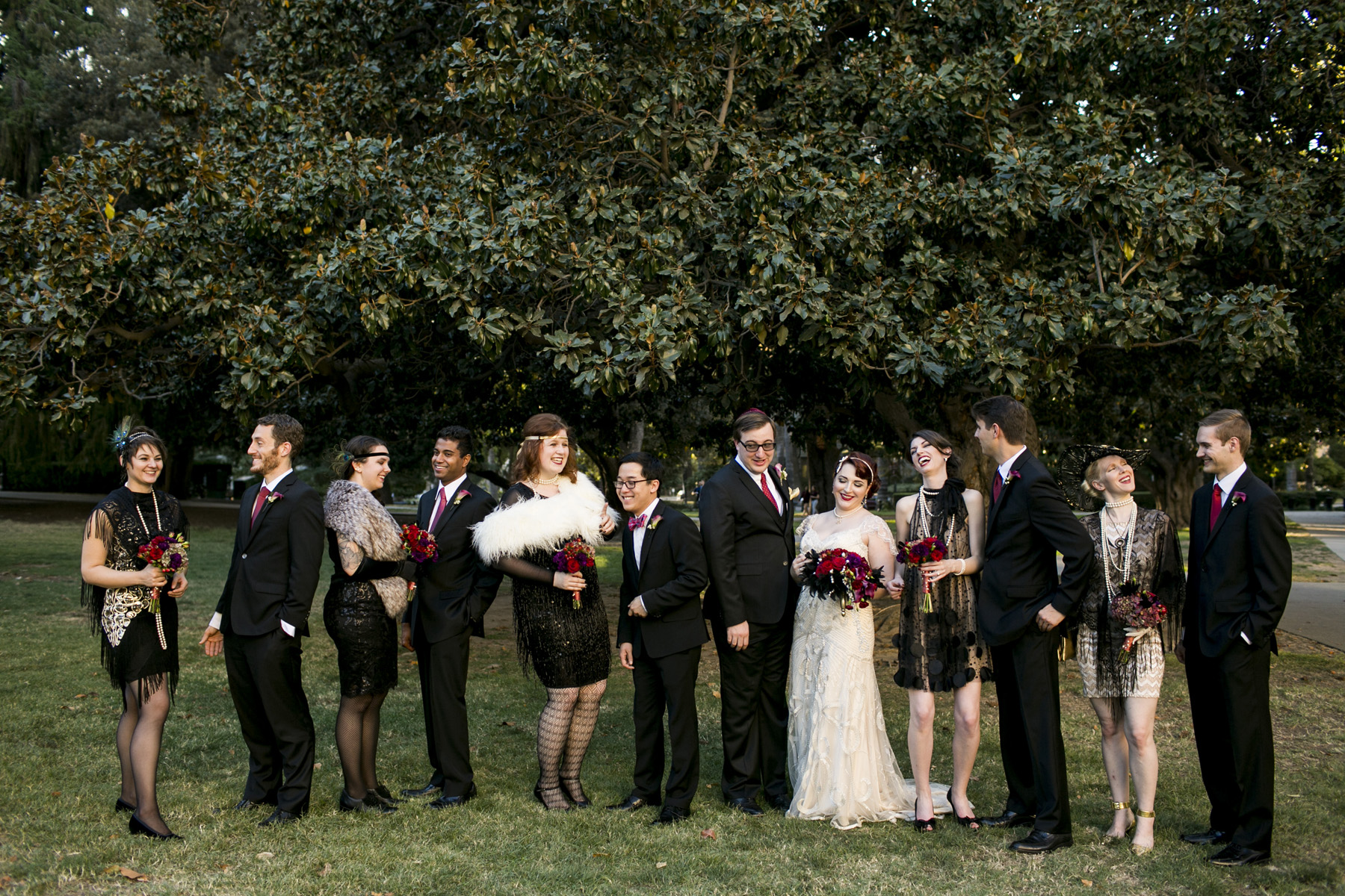 Downtown Sacramento Wedding
