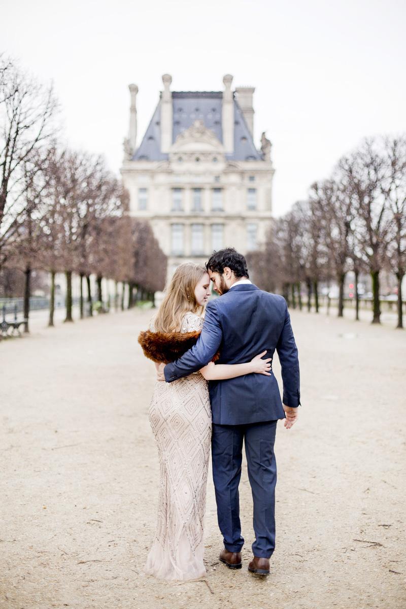 career path, paris elopement