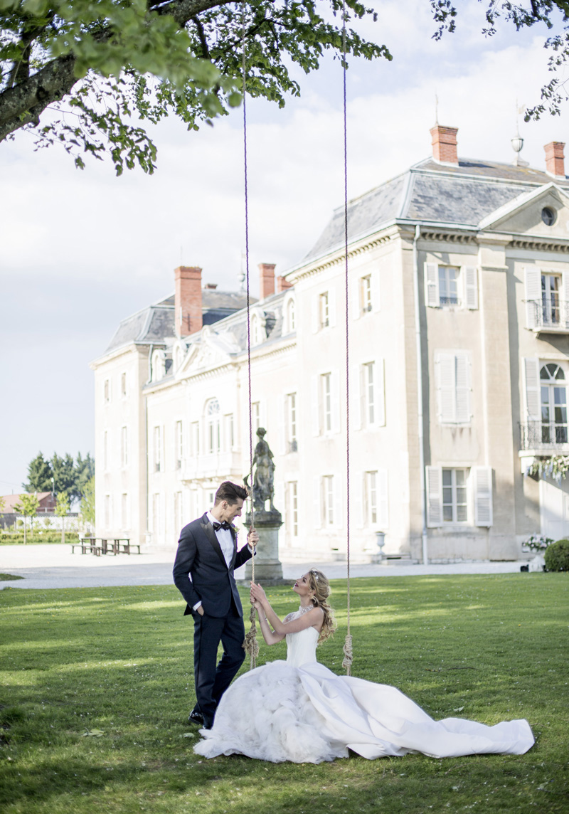 chateau de varennes wedding